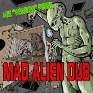 lee perry mad alien dub reggae cd